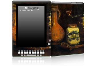 Vincent Van Gogh Coffee Mill - Decal Style Skin for Amazon Kindle DX