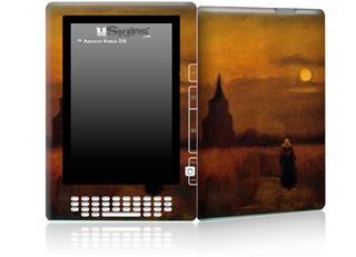Vincent Van Gogh Fields - Decal Style Skin for Amazon Kindle DX