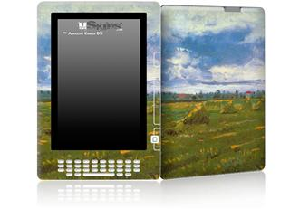 Vincent Van Gogh Stacks - Decal Style Skin for Amazon Kindle DX