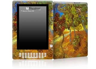 Vincent Van Gogh Trees - Decal Style Skin for Amazon Kindle DX