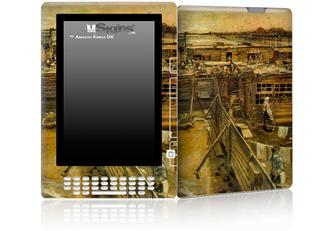 Vincent Van Gogh Workshop - Decal Style Skin for Amazon Kindle DX