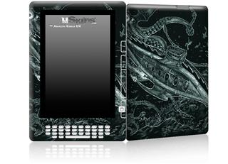The Nautilus - Decal Style Skin for Amazon Kindle DX