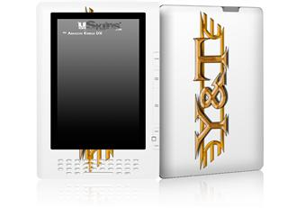 Y&T - Decal Style Skin for Amazon Kindle DX