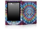 Tie Dye Swirl 101 - Decal Style Skin for Amazon Kindle DX