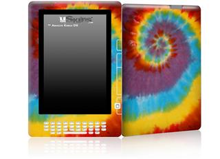 Tie Dye Swirl 108 - Decal Style Skin for Amazon Kindle DX
