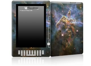 Hubble Images - Mystic Mountain Nebulae - Decal Style Skin for Amazon Kindle DX