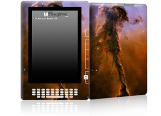 Hubble Images - Stellar Spire in the Eagle Nebula - Decal Style Skin for Amazon Kindle DX
