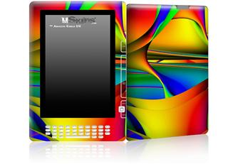 Inner Secrets 04 - Decal Style Skin for Amazon Kindle DX