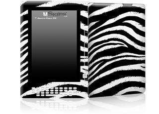 Zebra - Decal Style Skin for Amazon Kindle DX