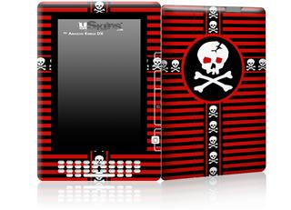 Skull Cross - Decal Style Skin for Amazon Kindle DX