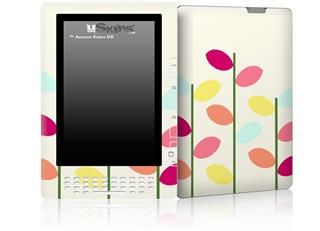 Plain Leaves - Decal Style Skin for Amazon Kindle DX
