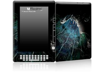 Aquatic 2 - Decal Style Skin for Amazon Kindle DX