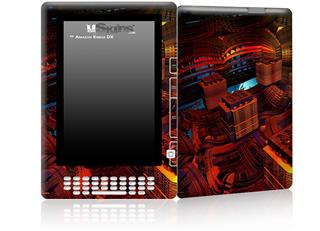 Reactor - Decal Style Skin for Amazon Kindle DX