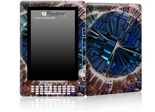 Spherical Space - Decal Style Skin for Amazon Kindle DX