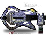 Vincent Van Gogh Starry Night Decal Style Skin - fits Warriors Of Rock Guitar Hero Guitar (GUITAR NOT INCLUDED)