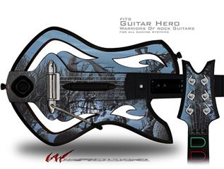 Hope Decal Style Skin - fits Warriors Of Rock Guitar Hero Guitar (GUITAR NOT INCLUDED)