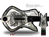 Mankind Has No Time Decal Style Skin - fits Warriors Of Rock Guitar Hero Guitar (GUITAR NOT INCLUDED)
