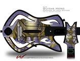 Enlightenment Decal Style Skin - fits Warriors Of Rock Guitar Hero Guitar (GUITAR NOT INCLUDED)