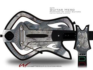 Be My Valentine Decal Style Skin - fits Warriors Of Rock Guitar Hero Guitar (GUITAR NOT INCLUDED)