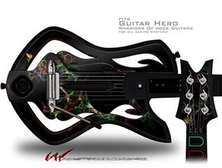 Bubbles Decal Style Skin - fits Warriors Of Rock Guitar Hero Guitar (GUITAR NOT INCLUDED)