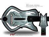 Effortless Decal Style Skin - fits Warriors Of Rock Guitar Hero Guitar (GUITAR NOT INCLUDED)