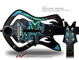 Druids Play Decal Style Skin - fits Warriors Of Rock Guitar Hero Guitar (GUITAR NOT INCLUDED)