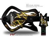 Dna Decal Style Skin - fits Warriors Of Rock Guitar Hero Guitar (GUITAR NOT INCLUDED)