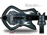 Eclipse Decal Style Skin - fits Warriors Of Rock Guitar Hero Guitar (GUITAR NOT INCLUDED)