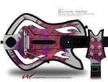 Crater Decal Style Skin - fits Warriors Of Rock Guitar Hero Guitar (GUITAR NOT INCLUDED)