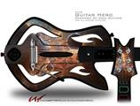 Kappa Space Decal Style Skin - fits Warriors Of Rock Guitar Hero Guitar (GUITAR NOT INCLUDED)