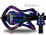 Many-Legged Beast Decal Style Skin - fits Warriors Of Rock Guitar Hero Guitar (GUITAR NOT INCLUDED)