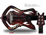 Nervecenter Decal Style Skin - fits Warriors Of Rock Guitar Hero Guitar (GUITAR NOT INCLUDED)