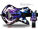 Persistence Of Vision Decal Style Skin - fits Warriors Of Rock Guitar Hero Guitar (GUITAR NOT INCLUDED)
