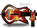 Planetary Decal Style Skin - fits Warriors Of Rock Guitar Hero Guitar (GUITAR NOT INCLUDED)