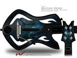 Sigmaspace Decal Style Skin - fits Warriors Of Rock Guitar Hero Guitar (GUITAR NOT INCLUDED)