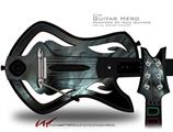 Thunderstorm Decal Style Skin - fits Warriors Of Rock Guitar Hero Guitar (GUITAR NOT INCLUDED)