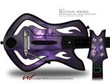Triangular Decal Style Skin - fits Warriors Of Rock Guitar Hero Guitar (GUITAR NOT INCLUDED)