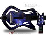 Hidden Decal Style Skin - fits Warriors Of Rock Guitar Hero Guitar (GUITAR NOT INCLUDED)