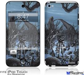 iPod Touch 4G Decal Style Vinyl Skin - Hope