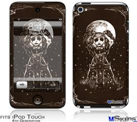 iPod Touch 4G Decal Style Vinyl Skin - Willow
