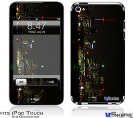 iPod Touch 4G Decal Style Vinyl Skin - Toronto