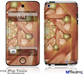 iPod Touch 4G Decal Style Vinyl Skin - Beams