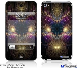 iPod Touch 4G Decal Style Vinyl Skin - Dragon