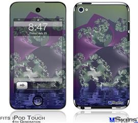 iPod Touch 4G Decal Style Vinyl Skin - Artifact