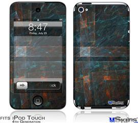 iPod Touch 4G Decal Style Vinyl Skin - Balance