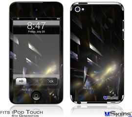iPod Touch 4G Decal Style Vinyl Skin - Bang