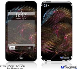 iPod Touch 4G Decal Style Vinyl Skin - Birds