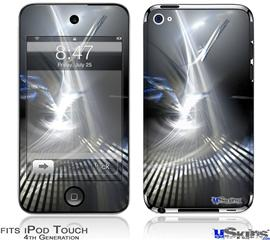 iPod Touch 4G Decal Style Vinyl Skin - Breakthrough