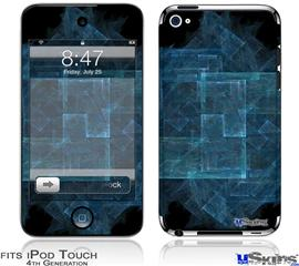 iPod Touch 4G Decal Style Vinyl Skin - Brittle