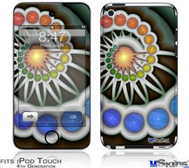 iPod Touch 4G Decal Style Vinyl Skin - Copernicus